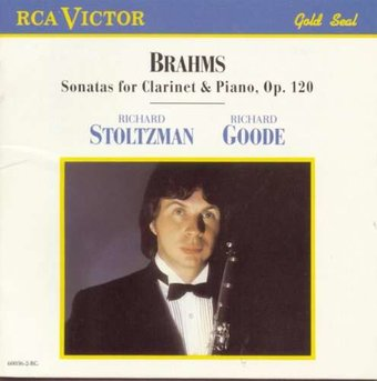 Brahms: Sonatas for Clarinet & Piano, Op.120