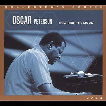 oscar peterson how high the moon synergy cd 2005 synergy ent. Black Bedroom Furniture Sets. Home Design Ideas