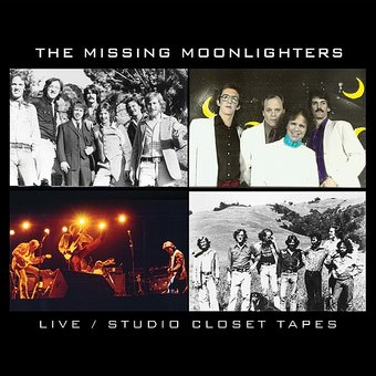 The Missing Moonlighters: Live / Studio Closet