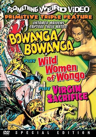 Bowanga Bowanga / Wild Women of Wongo / Virgin
