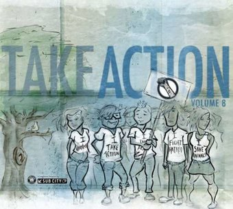 Take Action, Volume 8 (CD, DVD)