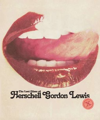 Lost Films of Herschell Gordon Lewis (Blu-ray +