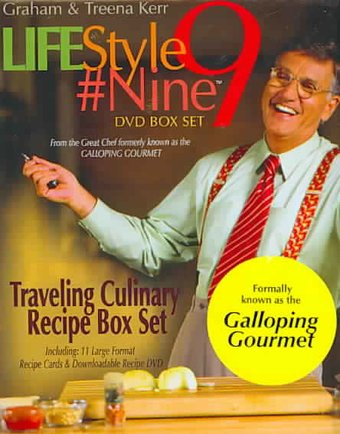 Cooking - Graham Kerr Lifestyle #9 Box Set