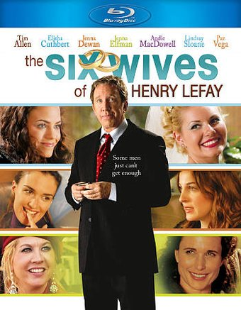 The Six Wives of Henry Lefay (Blu-ray)