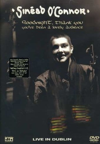 Sinead O'Connor - Goodnight, Thank You: Live in