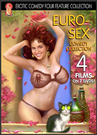 Euro-Sex Comedy Collection: Pussycat Syndrome /