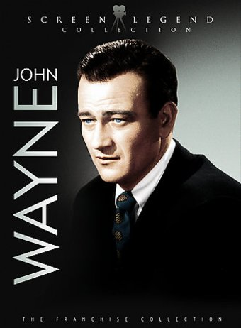 John Wayne: Screen Legend Collection (3-DVD)
