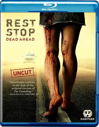 Rest Stop (Blu-ray, Raw Feed Uncut Series)
