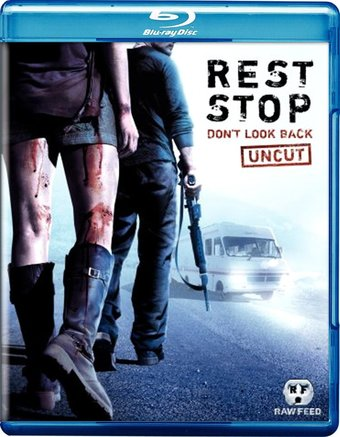 Rest Stop - Don't Look Back (Blu-ray, Raw Feed