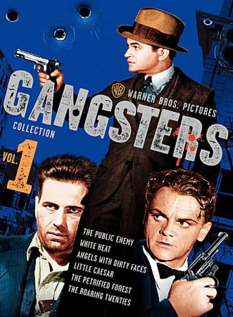 Warner Gangsters Collection - Volume 1 (The