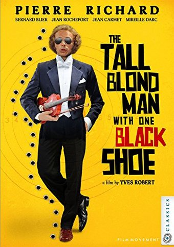 The Tall Blond Man With One Black Shoe English