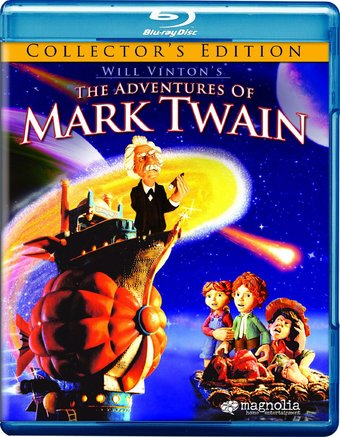 The Adventures of Mark Twain (Blu-ray)