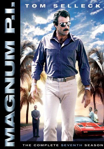 Magnum P.I. - Complete 7th Season (5-DVD)