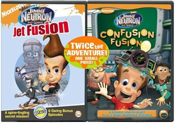 The Adventures of Jimmy Neutron, Boy Genius: Jet