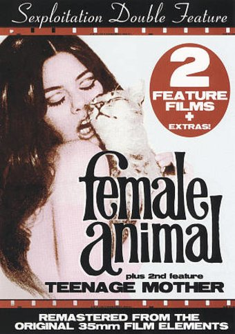 Sexploitation Double Feature: Female Animal /