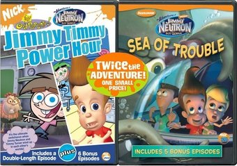 The Adventures of Jimmy Neutron, Boy Genius: