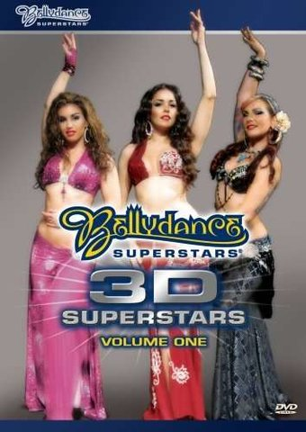 Bellydance Superstars: 3D Superstars, Volume 1