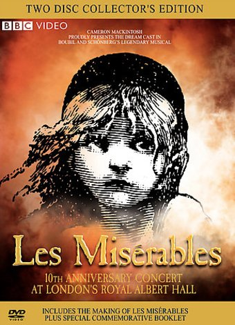 Les Miserables - In Concert (2-DVD Collector's