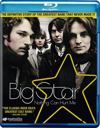 Big Star - Nothing Can Hurt Me (Blu-ray)