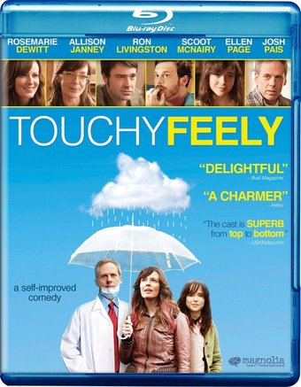 Touchy Feely (Blu-ray)
