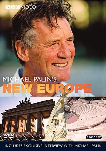 BBC - Michael Palin - New Europe (3-DVD)