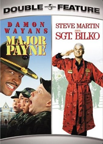 Major Payne / Sgt. Bilko Double Feature (2-DVD)