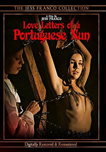 Love Letters Of A Portuguese Nun DVD 1977 Starring