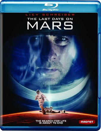 The Last Days on Mars (Blu-ray)