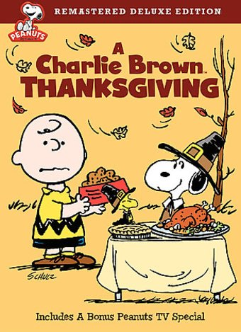 A Charlie Brown Thanksgiving [Deluxe Edition]