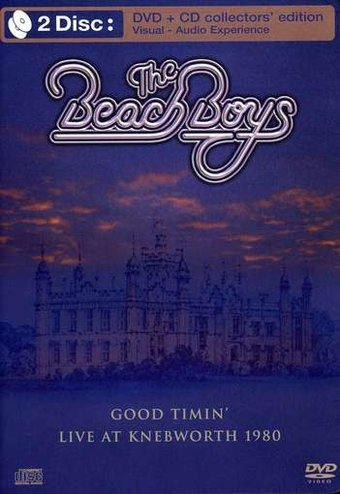 Good Timin': Live at Knebworth 1980 (DVD+CD)