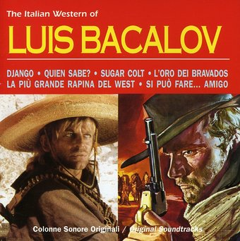 The Italian Western of Luis Bacalov