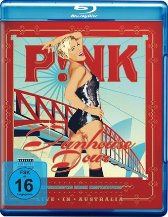 Pink - Funhouse Tour: Live in Australia (Blu-ray)