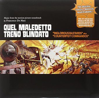 Quel Maledetto Treno Blindato Soundtrack