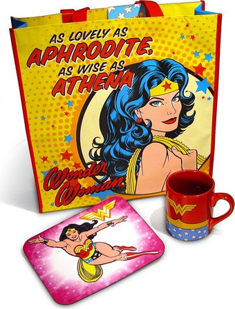 DC Comics - Wonder Woman - Gift Set 2