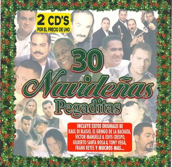 30 Navide¤as Pegaditas (2-CD)