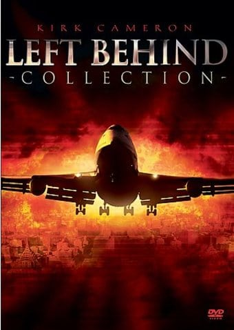 Left Behind Trilogy (4-DVD)