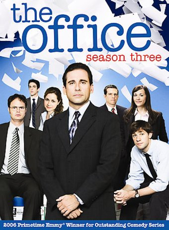 Office (USA) - Season 3 (4-DVD)