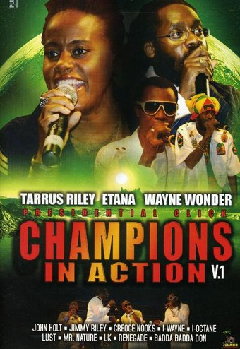 Champions In Action 2008, Volume 1