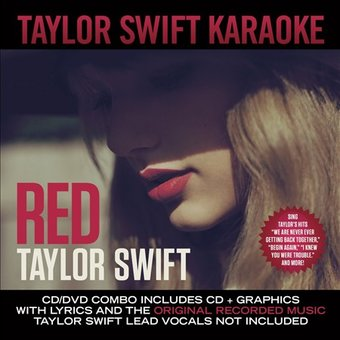 Red - Karaoke Edition (CD+DVD)