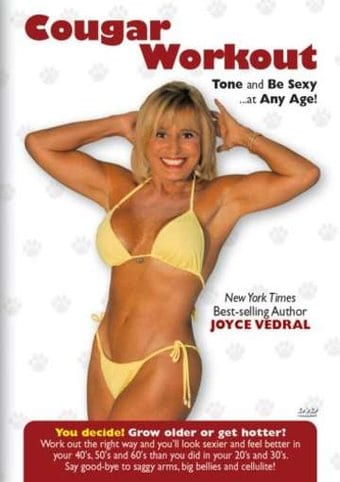 Joyce Vedral: Cougar Workout Tone And Sexy At Any