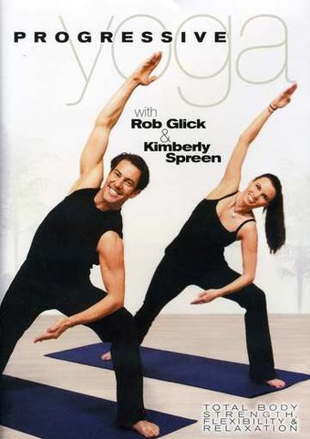Rob Glick and Kimberly Spreen: Progressive Yoga