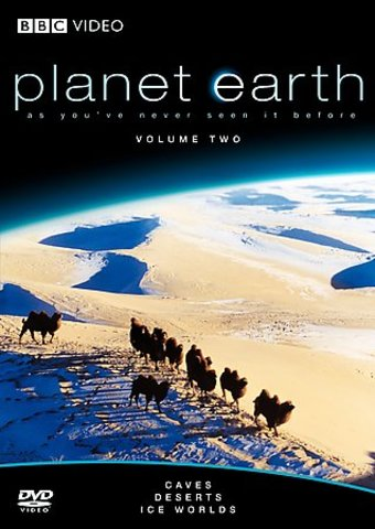 BBC - Planet Earth: Caves / Deserts / Ice Worlds