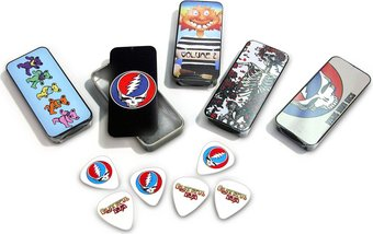 Guitar Picks Set 2