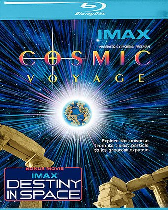 Cosmic Voyage / Destiny In Space (Blu-ray)
