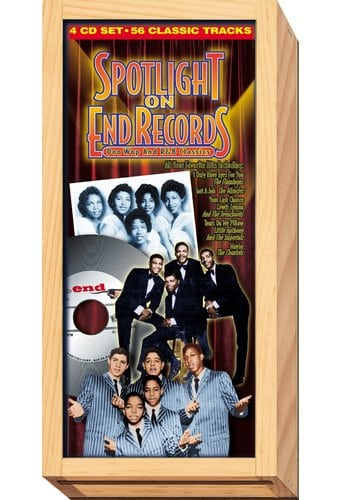 Spotlight On End Records (4-CD Box Set)