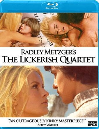 The Lickerish Quartet (Blu-ray)