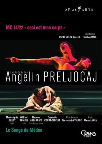 Angelin Preljocaj - Songe de Médée / MC 14 / 22