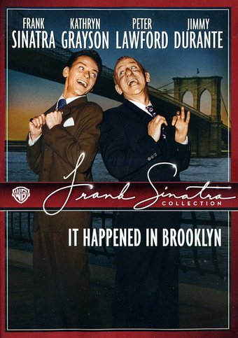It happened in brooklyn dvd 1947 starring frank sinatra directed by