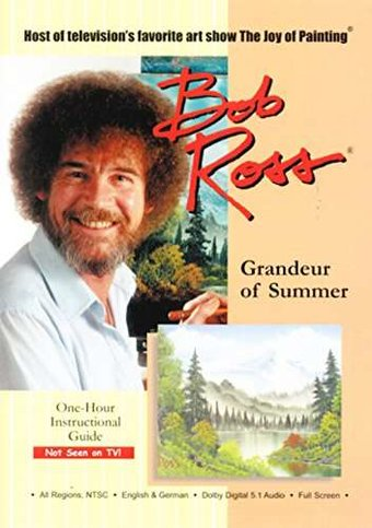 Art - Bob Ross: Grandeur of Summer