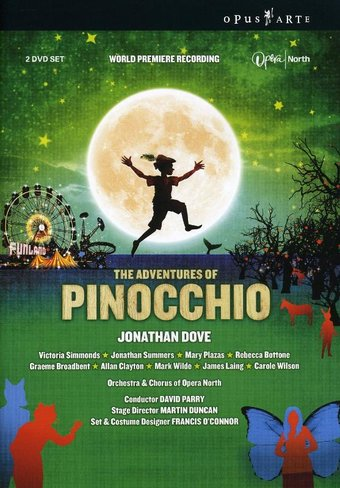 Dove - The Adventures of Pinocchio (2-DVD)